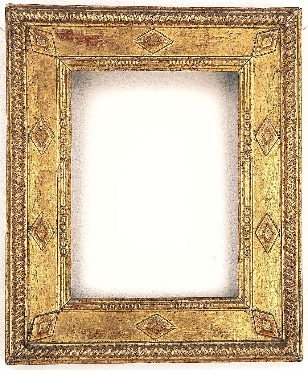 Unknown | Cassetta frame | Spanish | The Met