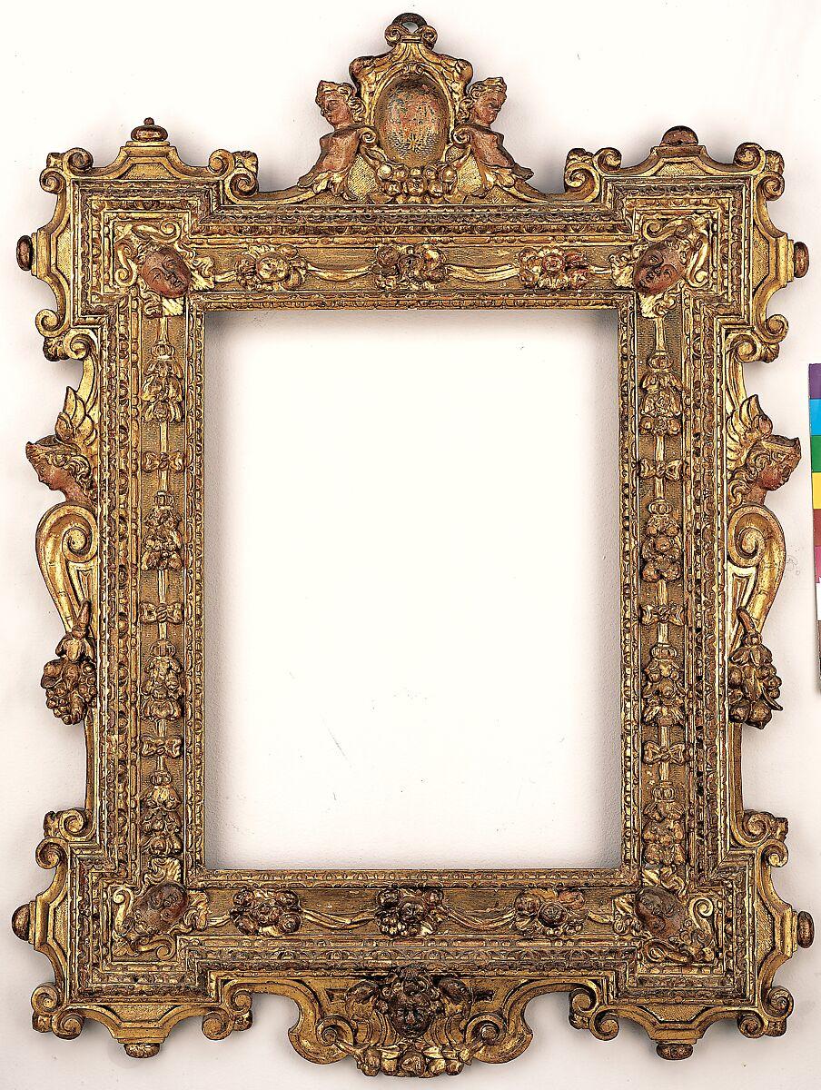 Unknown | Sansovinesque cassetta frame | Spanish | The Met