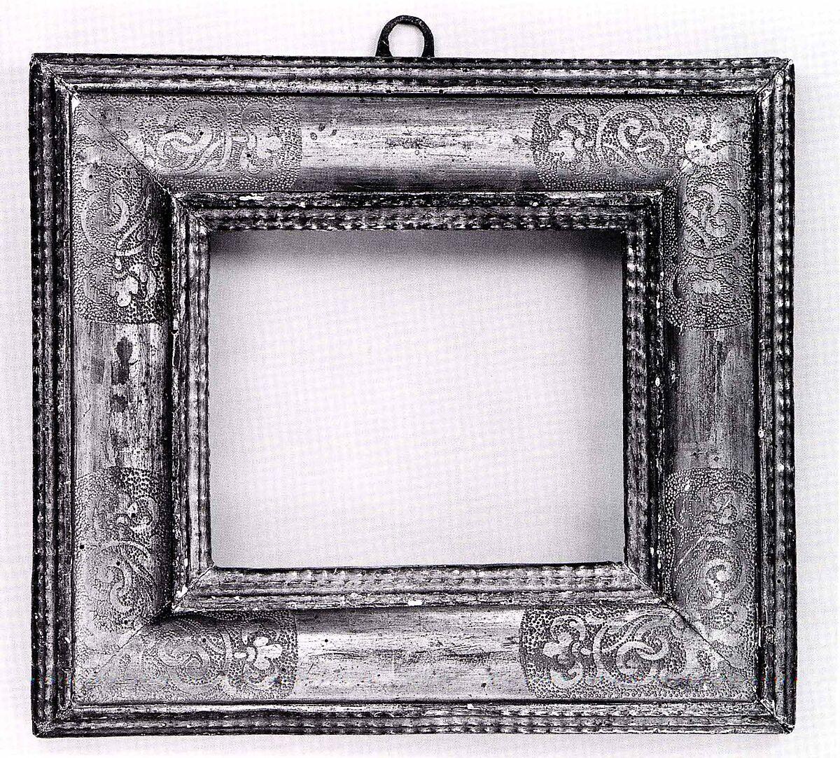 Gilt ripple frame | Sicilian(?) | The Met