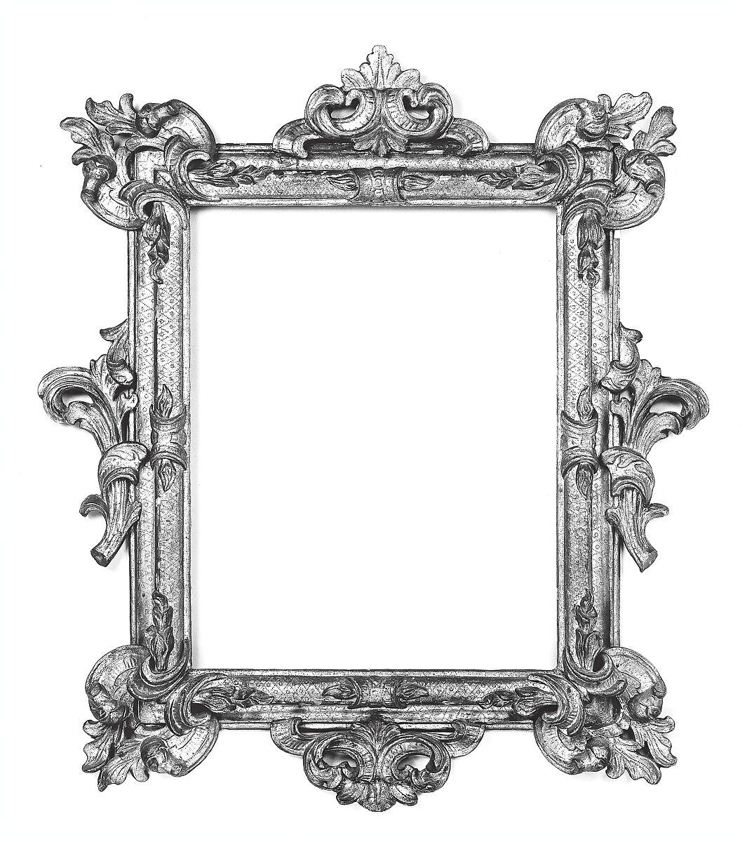 High Baroque frame | Italian, Venice | The Met