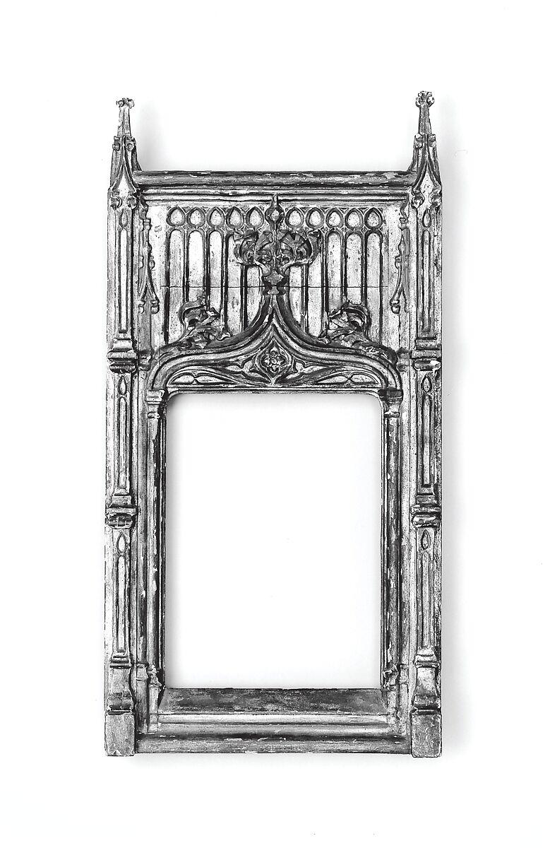 Tabernacle frame | Spanish, Burgos | The Met