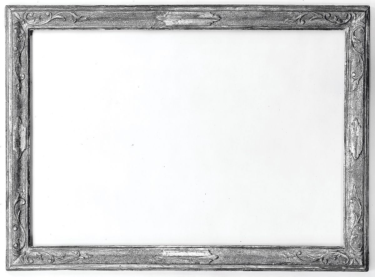 Canaletto-style frame (pair with 1975.1.2207) | Italian, Veneto | The Met