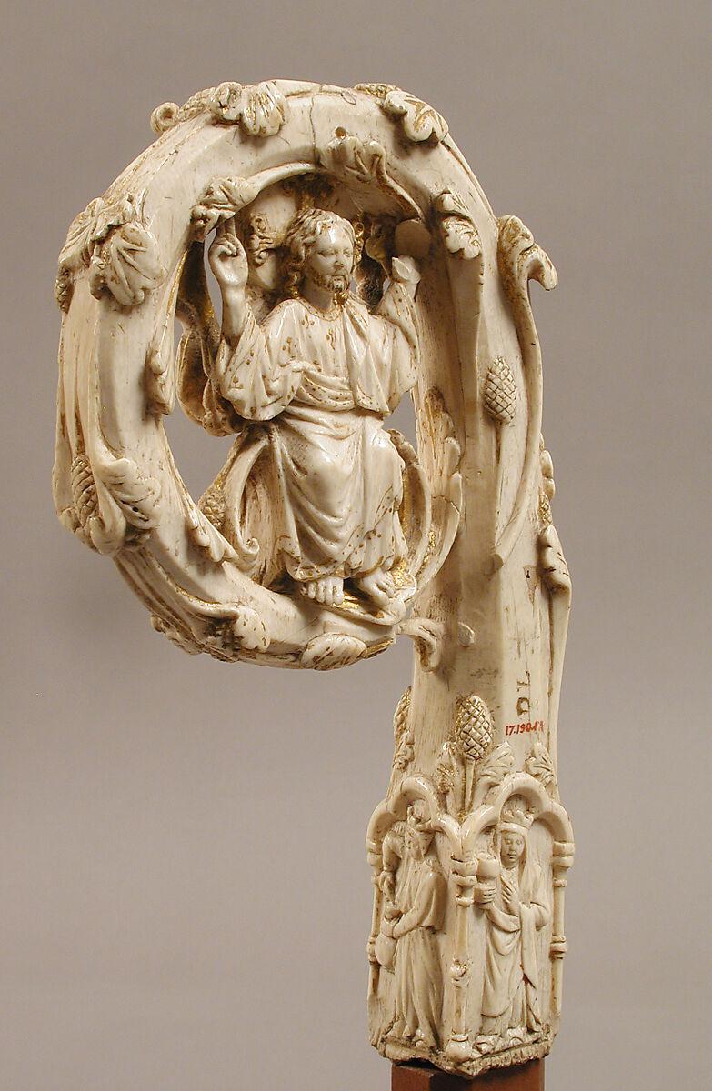Crozier Head | Italian | The Met