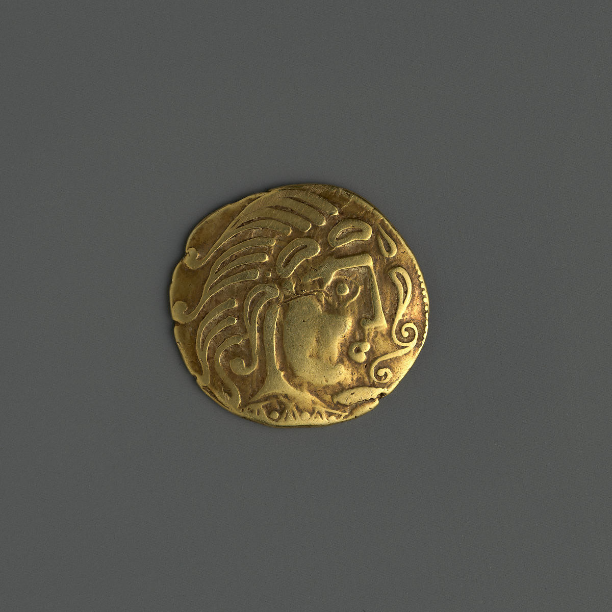 Gold Coin of the Parisii | Celtic | The Met