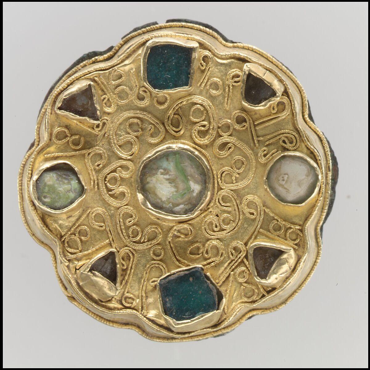 Disk Brooch | Frankish | The Met