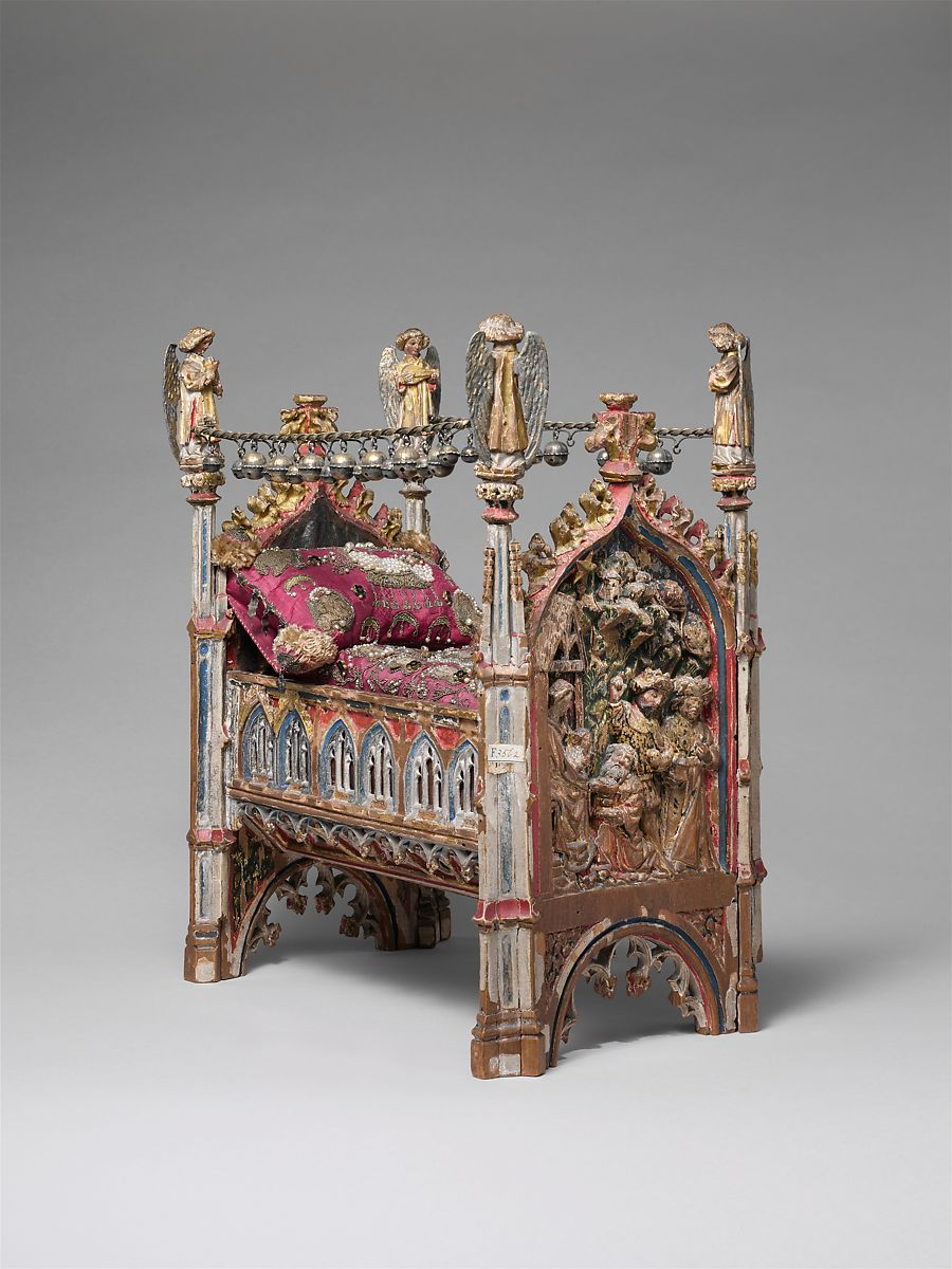 Crib Of The Infant Jesus South Netherlandish The Met
