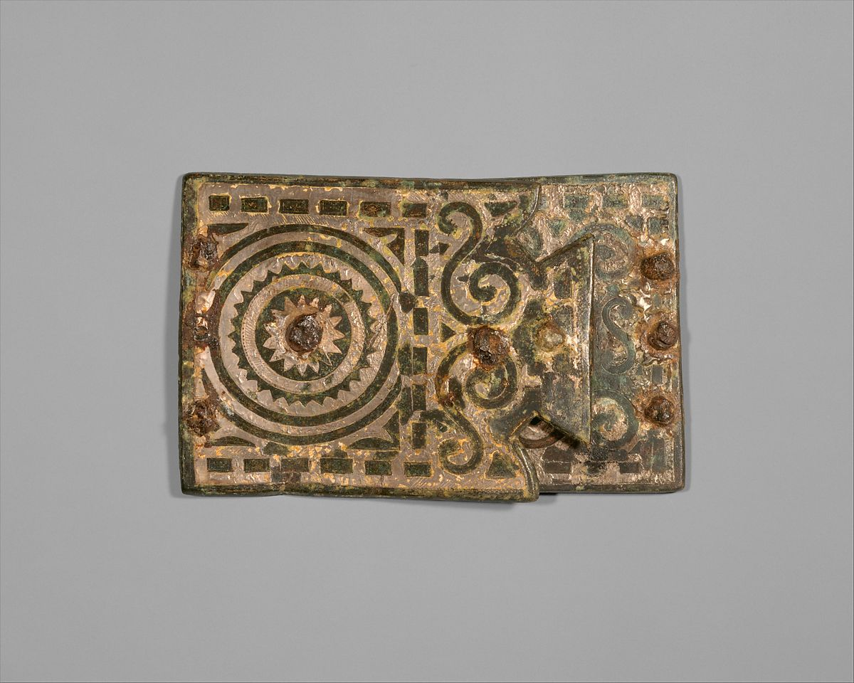 Belt Clasp | Celtic | The Met