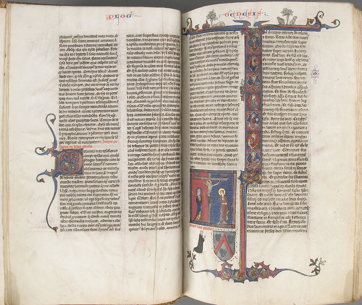 where to buy old books for decorating.htm the art of the book in the middle ages essay the metropolitan  the art of the book in the middle ages