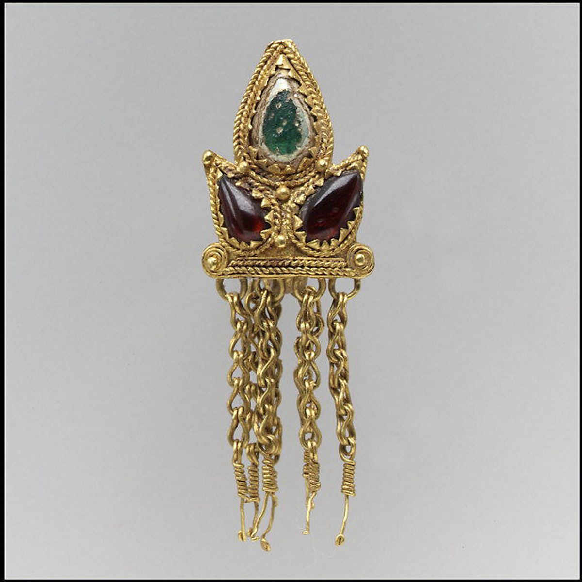 Earring | Sarmatian | The Met