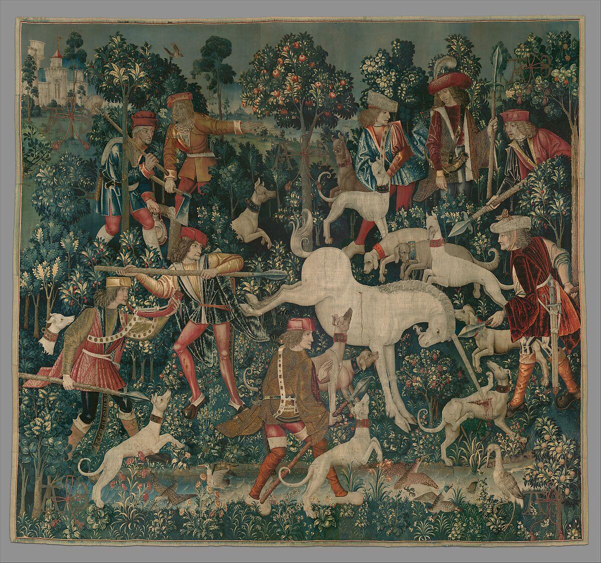 Animals In Medieval Art Essay The Metropolitan Museum Of Art Heilbrunn Timeline Of Art History