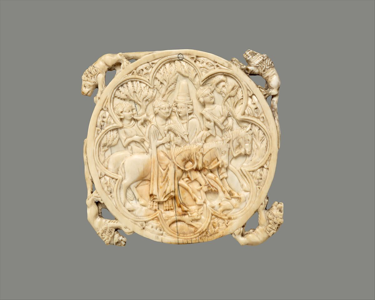Ivory Carving In The Gothic Era Thirteenth Fifteenth Centuries Essay The Metropolitan Museum Of Art Heilbrunn Timeline Of Art History
