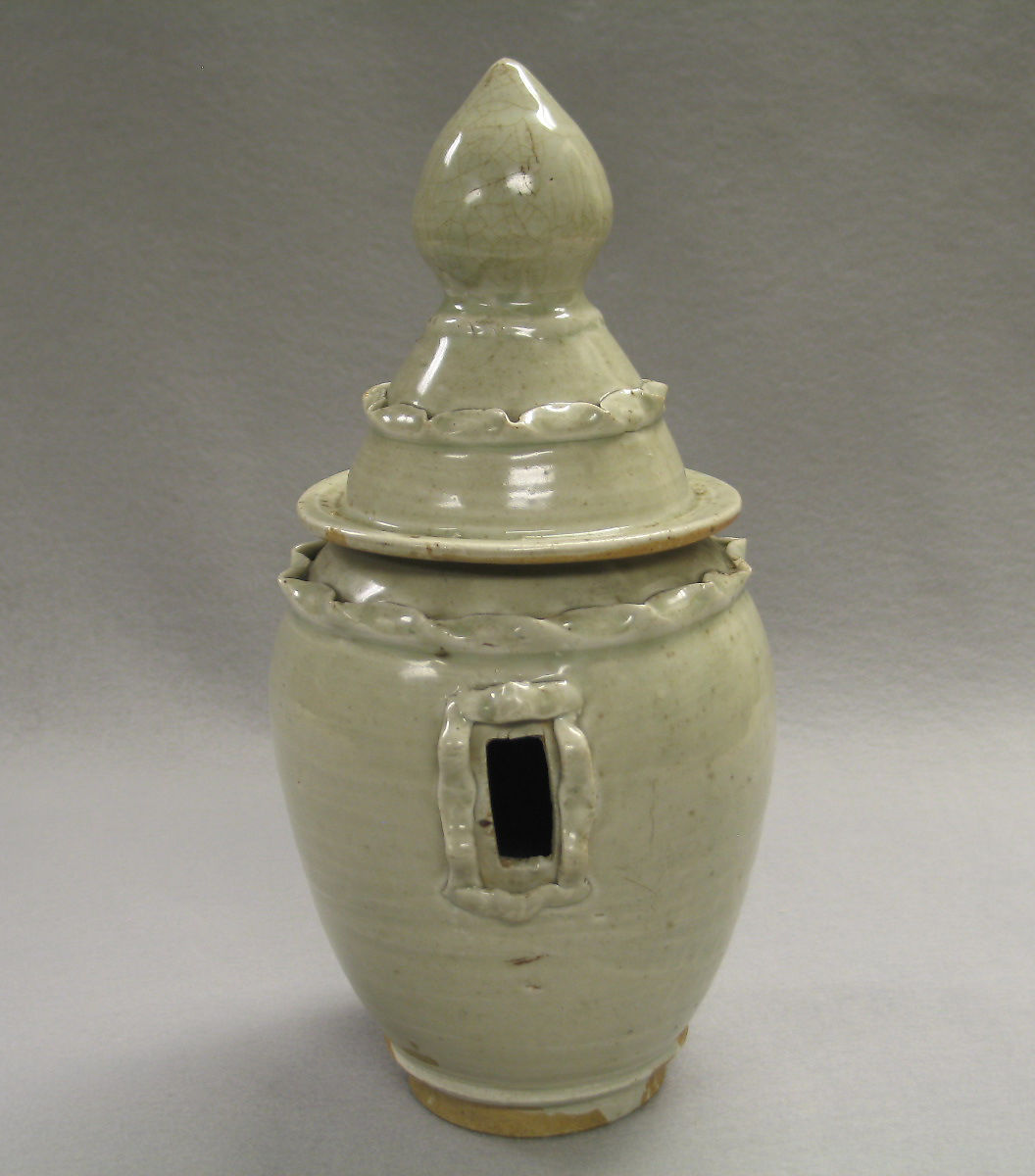 Tomb Urn | China | Song dynasty (960–1279) (?) | The Met