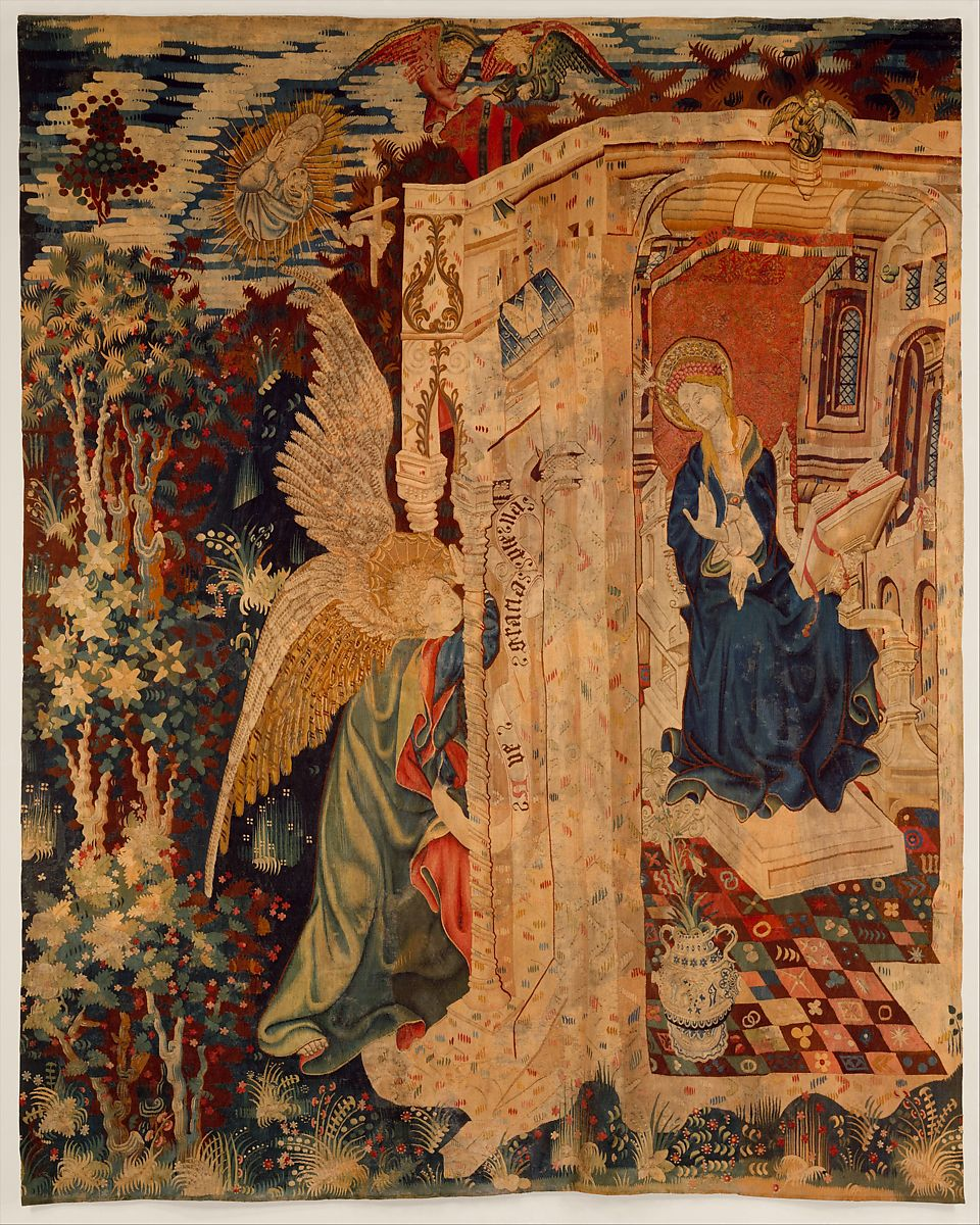 fall wall deor.htm european tapestry production and patronage  1400   1600 essay  european tapestry production and