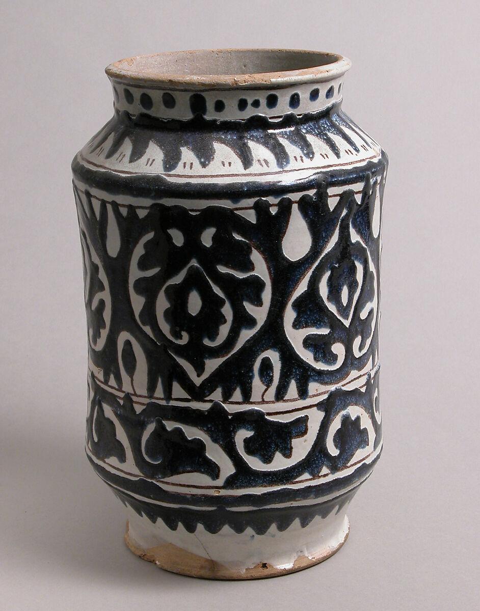 Pharmacy Jar   Italian   The Met