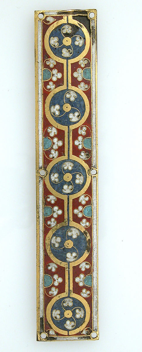 Plaque from a Reliquary Shrine | German | The Met