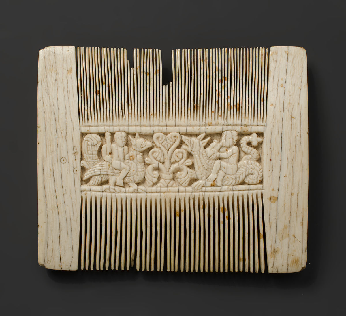 Liturgical Comb | Italian | The Met