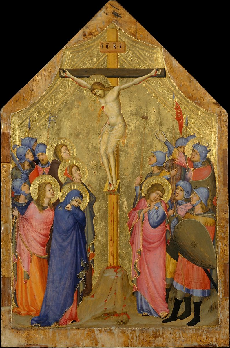 Master of the Codex of Saint George | The Crucifixion | Italian | The Met