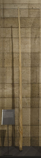 Narwhal Tusk | The Met