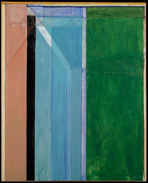 Richard Diebenkorn | Ocean Park (Number 30) | The Met
