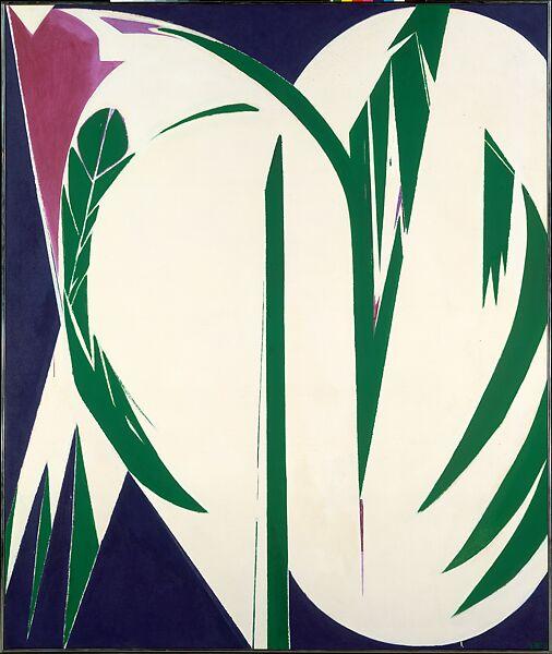 Lee Krasner   Rising Green   The Metropolitan Museum of Art