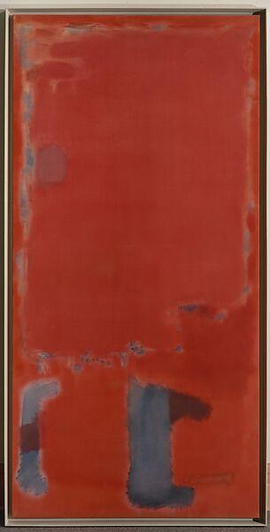 Mark Rothko No 21 The Met
