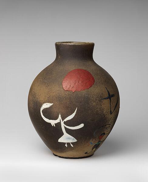 Joan Miró | Vase | The Met