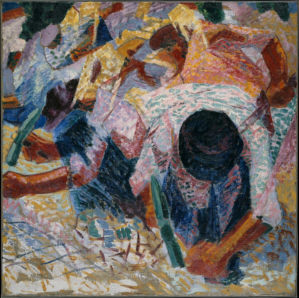 Umberto Boccioni 1882 1916 Essay The Metropolitan Museum Of Art Heilbrunn Timeline Of Art History
