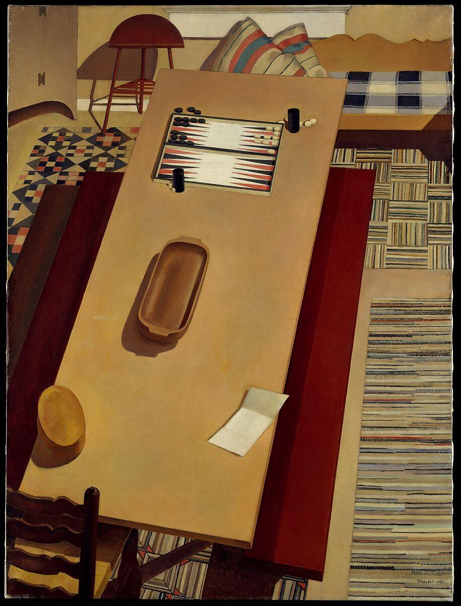 Charles Sheeler | Americana | The Met