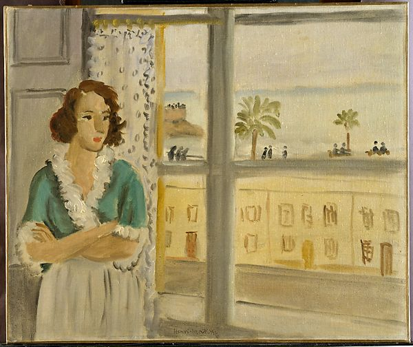 Henri Matisse | Girl by a Window | The Metropolitan Museum of Art