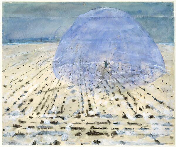 Anselm Kiefer Heaven and Earth