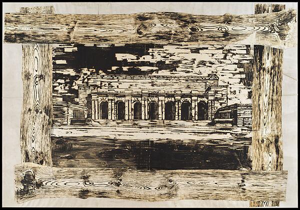 Works on Paper in The Metropolitan Museum of Art Anselm Kiefer