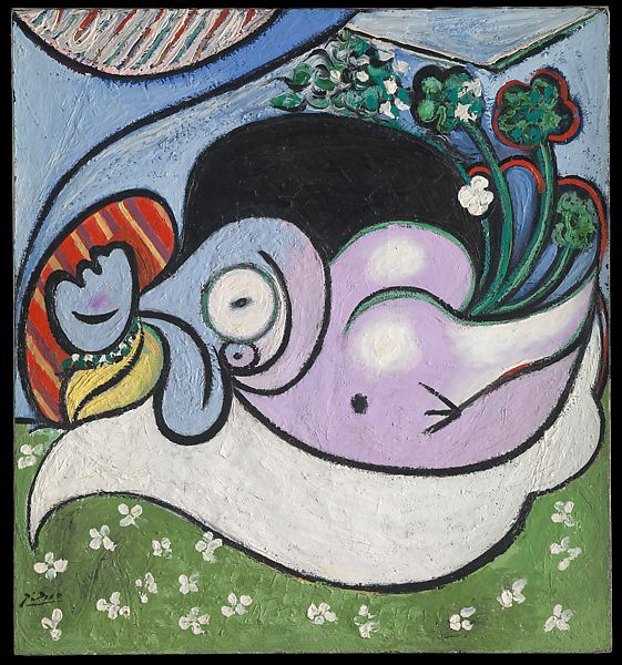 Pablo Picasso  The Dreamer  The Met-3760