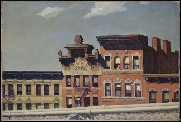 Edward Hopper | From Williamsburg Bridge | The Metropolitan Museum of Art