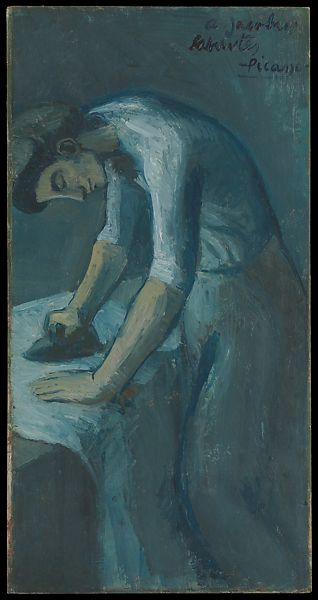 Fabelhaft Pablo Picasso | Woman Ironing | The Met @WP_33