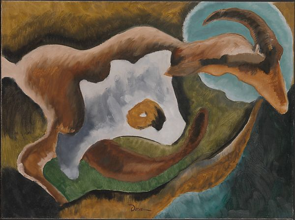 Arthur Dove | Goat | The Met
