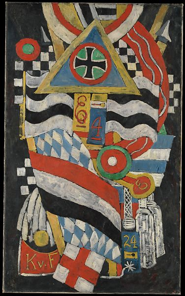 Marsden Hartley | Portrait of ...