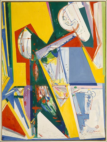 Hans Hofmann | The Window | The Met