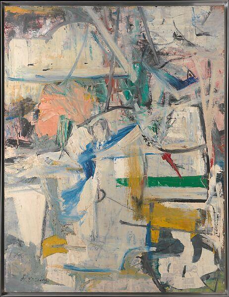 Willem de Kooning   Easter Monday   The Met
