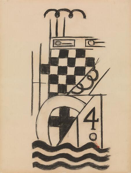 Marsden Hartley | Military Symbols 2 | The Met
