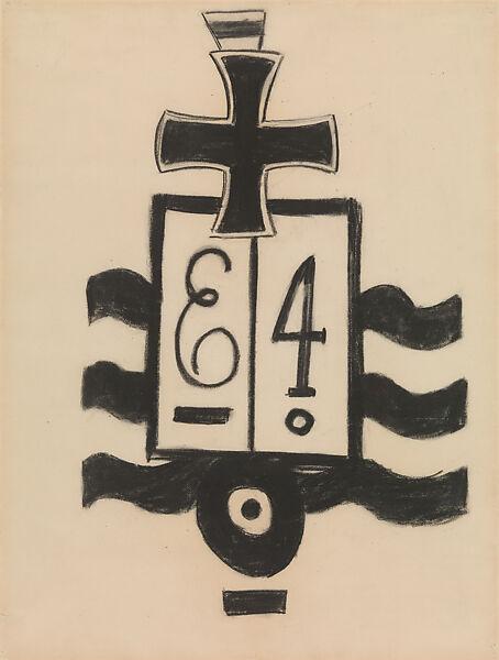 Marsden Hartley | Military Symbols 3 | The Met