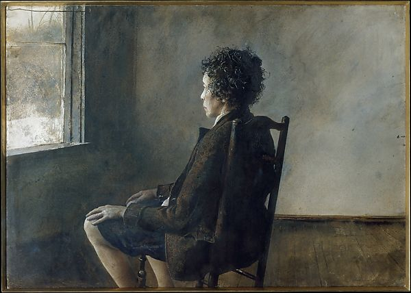 andrew wyeth courtney clinton chinese art