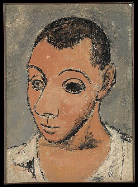 Pablo Picasso | Self-Portrait | The Met