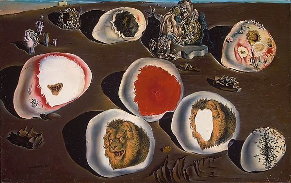 Salvador Dalí | The Accommodations of Desire | The Met