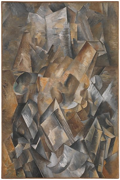 georges braque still life with metronome still life with mandola