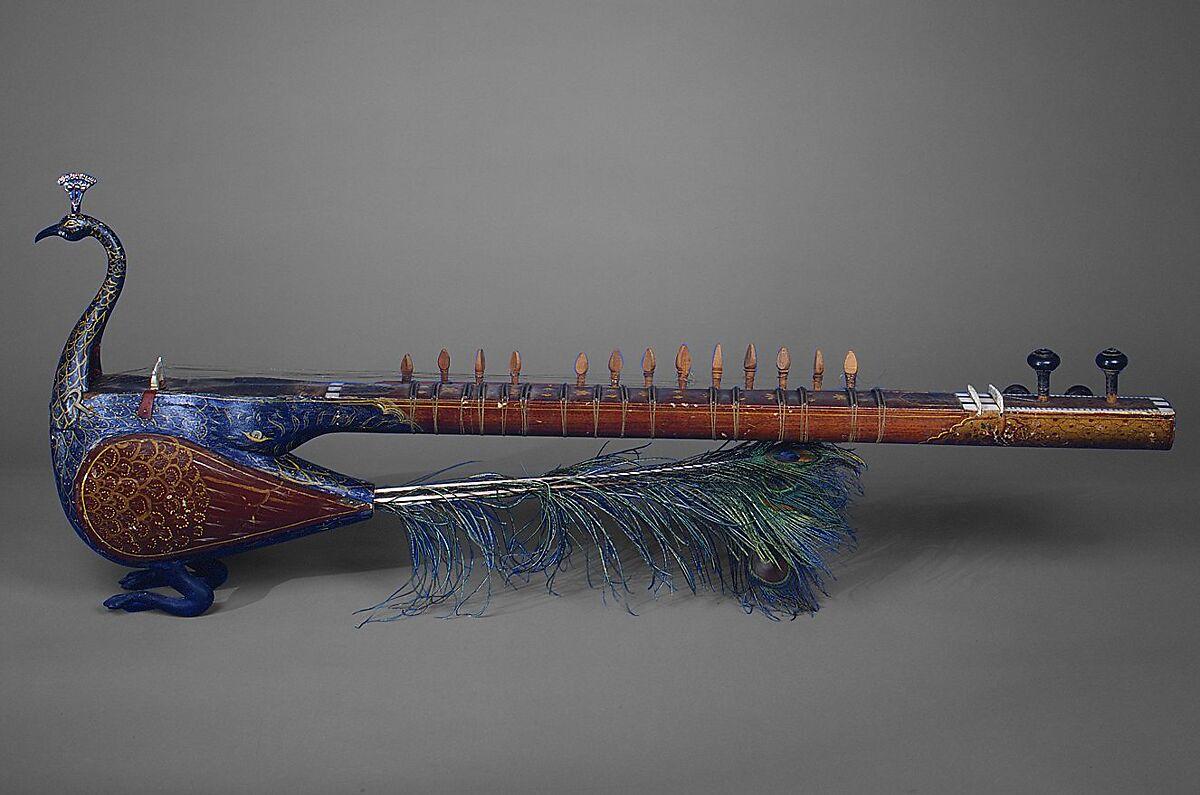 Taūs (mayuri) | Indian | The Met