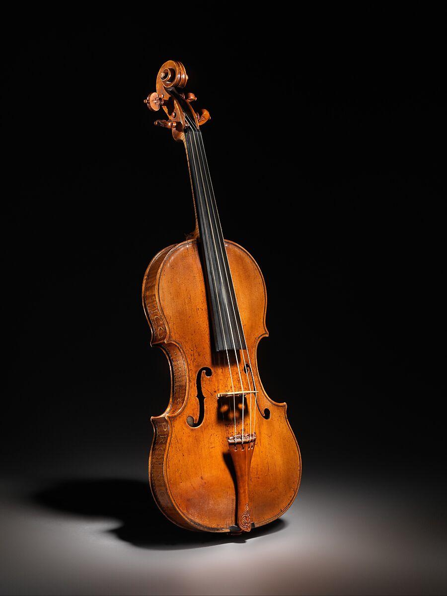 andrea amati ex kurtz violin italian cremona the met