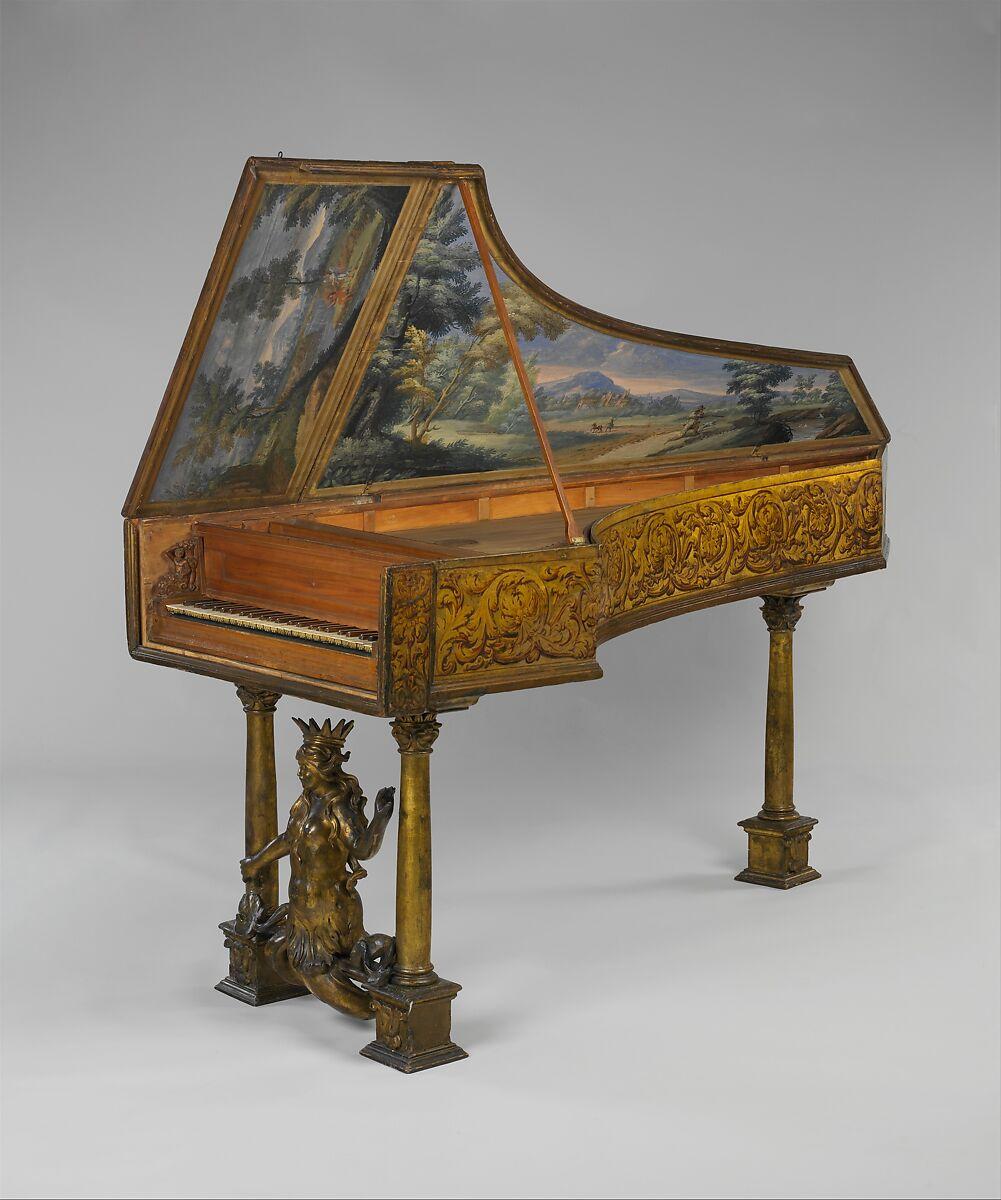 Harpsichord | Italian | The Met