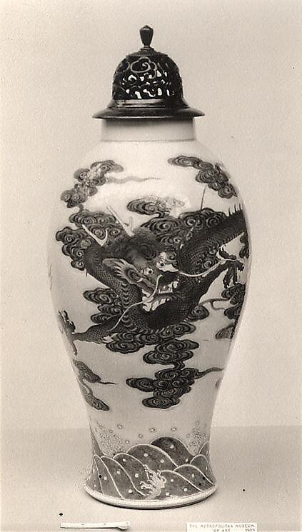 Vase | China | Qing dynasty (1644–1911), Yongzheng period (1723–35) | The Met