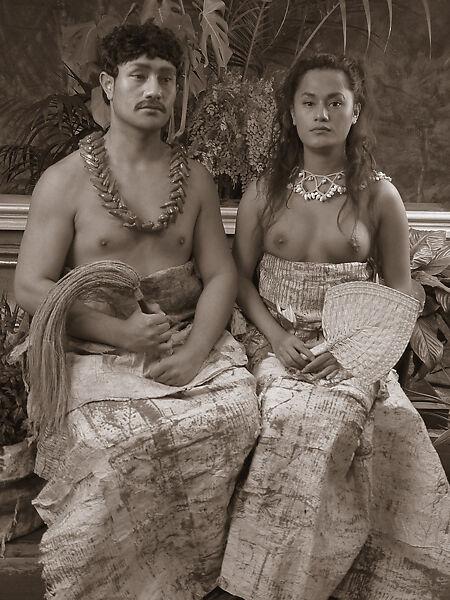 I dated American, Samoan, Fijian, Filipino and even a Canadian once.