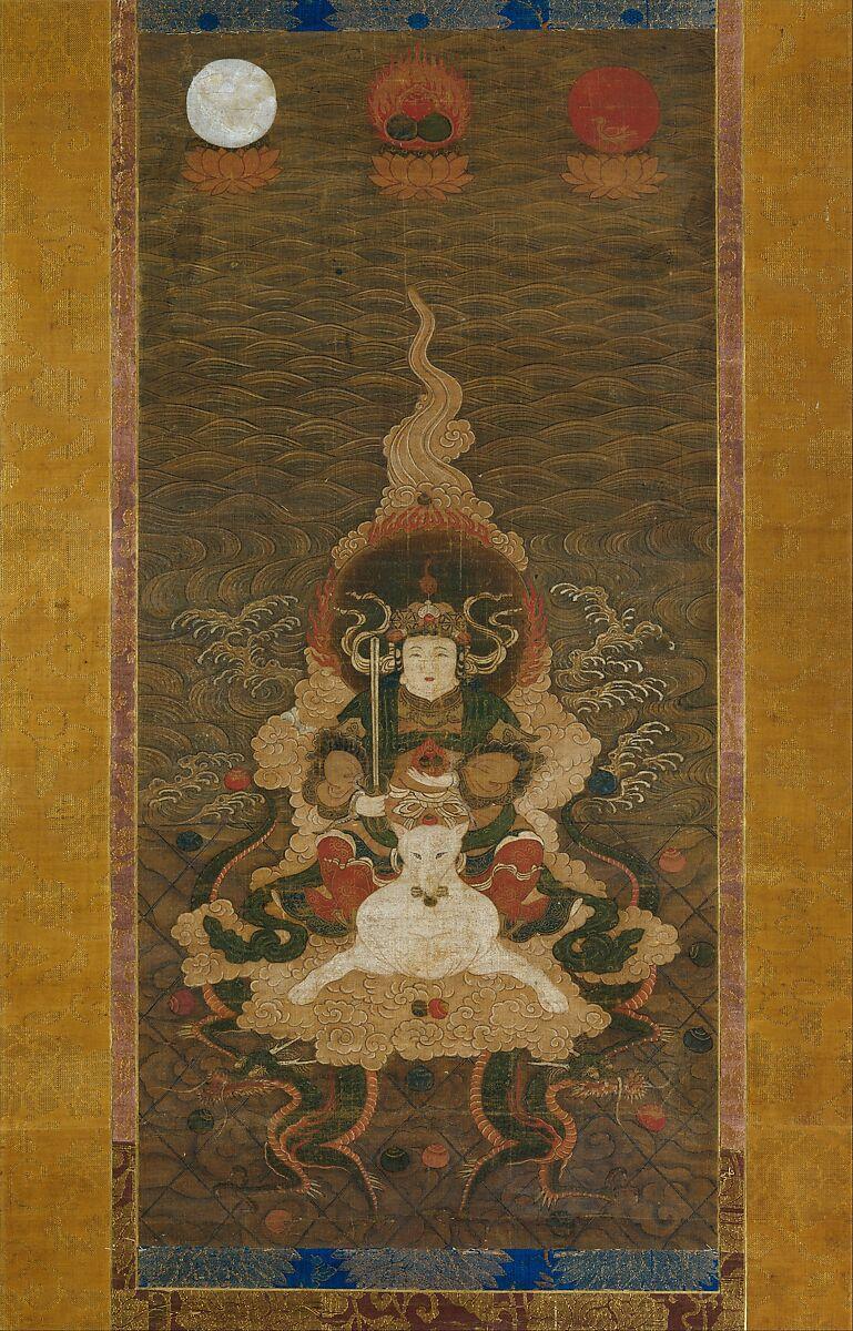 Dakini | Japan | Nanbokuchō period (1336–92) | The Met